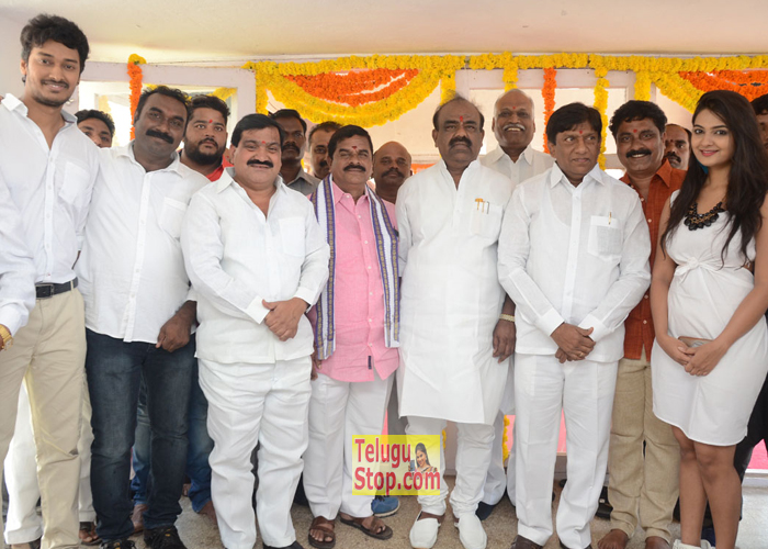 Anu Vamshi Katha Movie Opening Photos