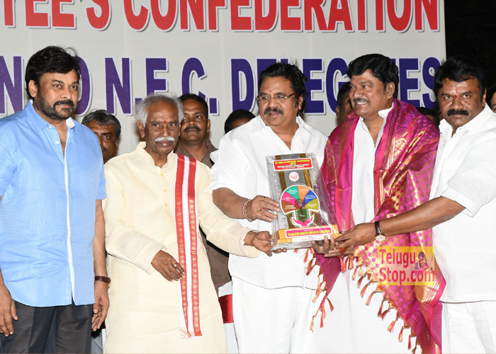 All Indi Film Industry Workers Felicitation