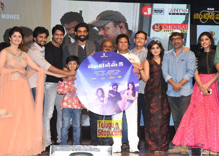 Gentleman Audio Launch