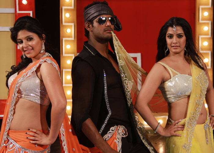Madha Gaja Raja Spicy Photos