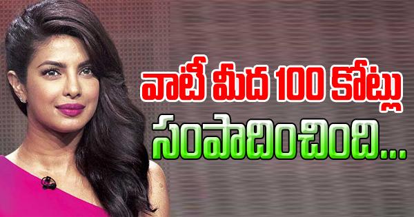 No single film signed … Actress still earning 100cr