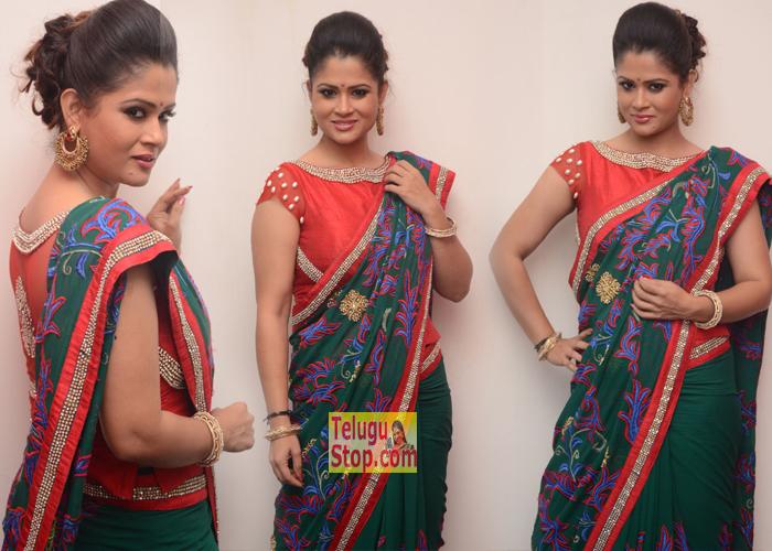 Shilpa Chakravarthy New Stills