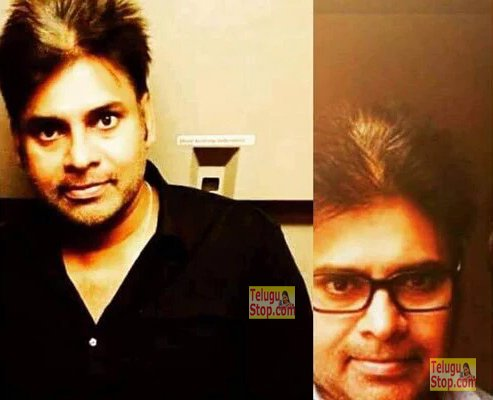 This is the new look for Pawan Kalyan's next Photo Image Pic
