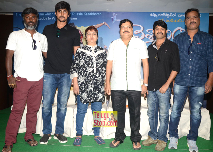 Vaishakham Movie Press Meet Pics