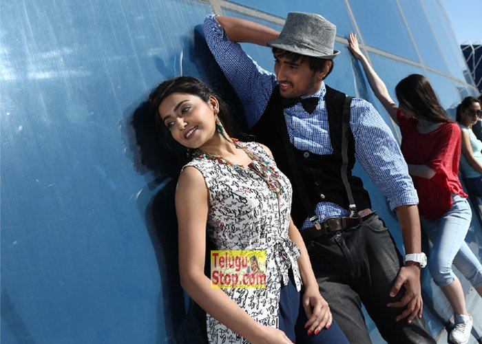 Vaishakham Movie Working Stills
