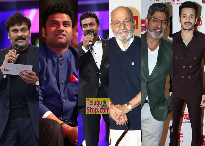 63rd Britannia Filmfare Awards South Event Photos 1