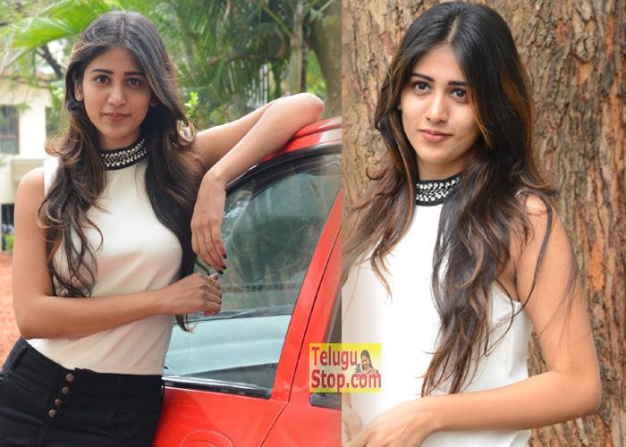 Chandini Chowdary Latest Pics