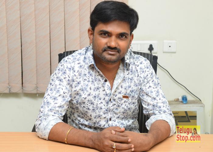 Director Maruthi Interview Stills