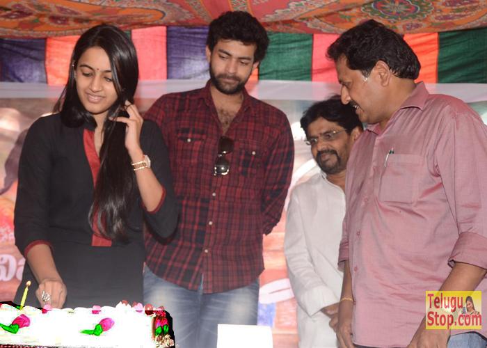 Oka Manasu Movie Success Celebrations At Chiranjeevi Blood Bank