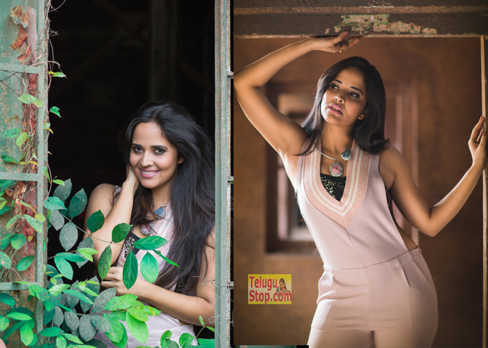 Anasuya New Photos Photo Image Pic