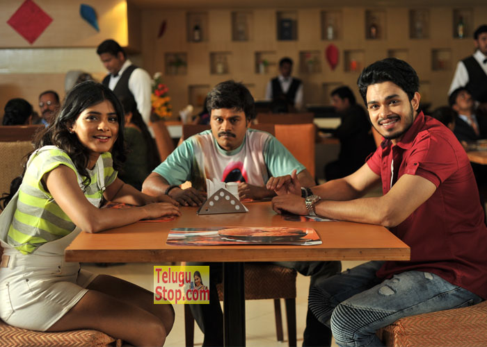 Angel Movie Working Stills