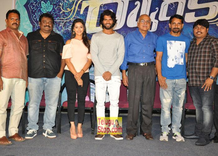 Dwaraka Movie First Look Launch