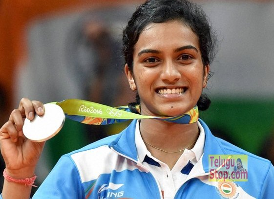 TS and Madhya Pradesh govt announced cash prize for PV Sindhu