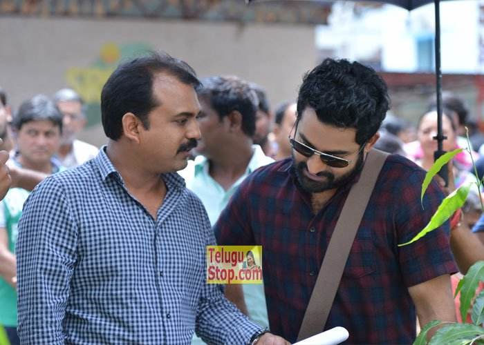 Janatha Garage Working Stills