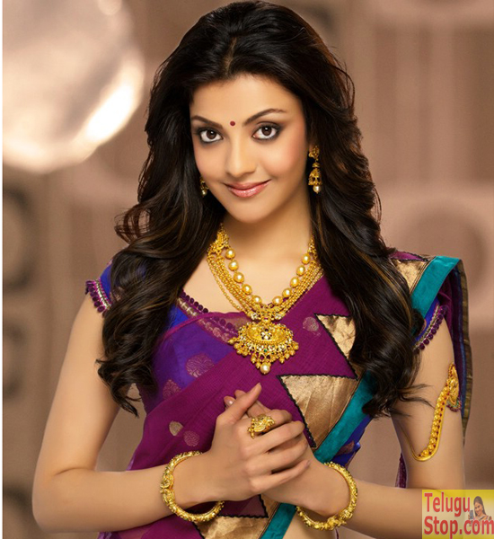Kajal Agarwal gets warning from director?