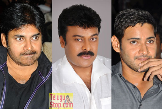 Mahesh was present and Pawan was absent