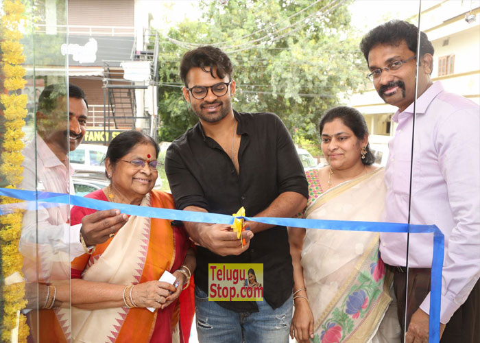 Sai Dharam Tej Launches Care Well Clinics