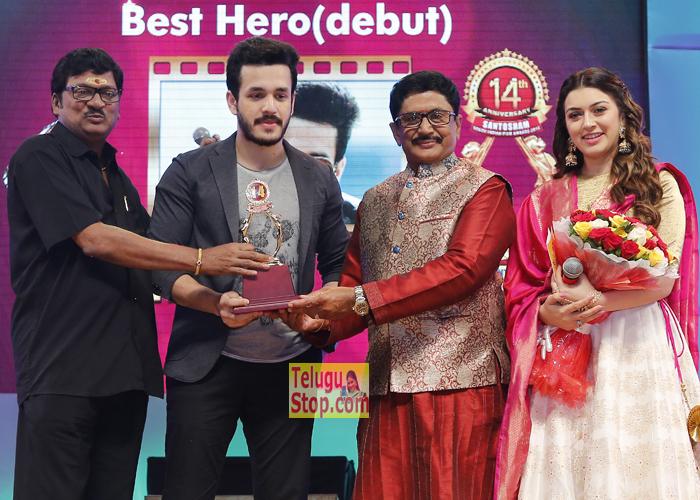Santosham South India Film Awards 2016