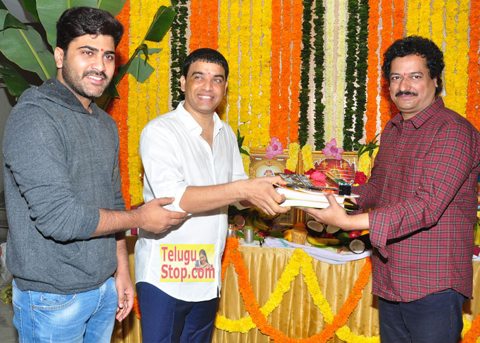 Shatamanam Bhavati Movie Opening
