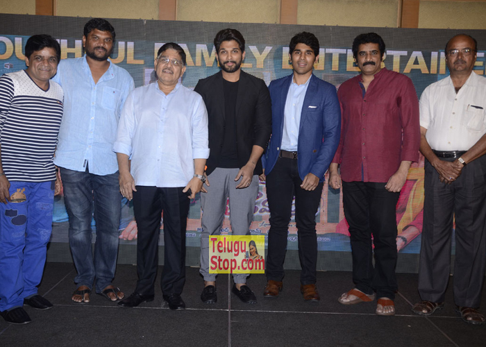Srirasthu Subhamasthu Movie Successmeet Photo Image Pic