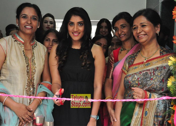 Anoos Salon and Clinic Launch At Kompally