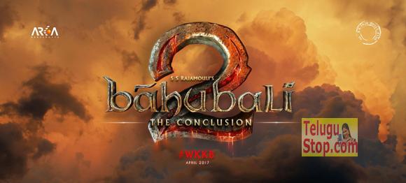 Baahubali 2 Animation Teaser