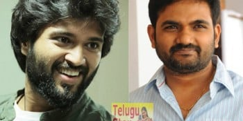 Director Maruthi, small budgeted entertainer, Vijay Devarakonda