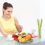 Eat Slower, consume fewer calories , enjoy your food, Less stress