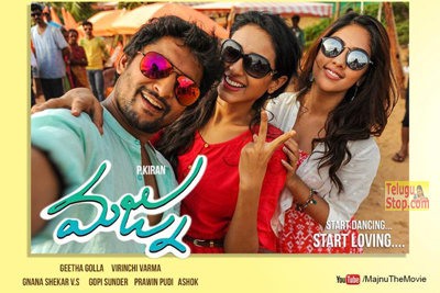 Majnu Movie First Day Box office collections Nizam AP Shares 2.51Cr