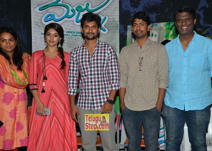 Majnu Movie Success Meet