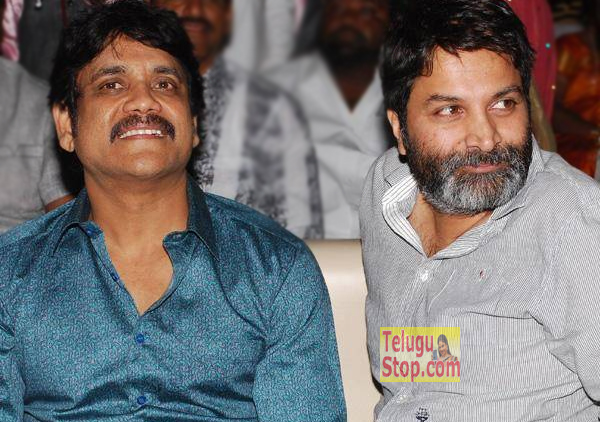 Nagarjuna and Trivikram are working for Premam