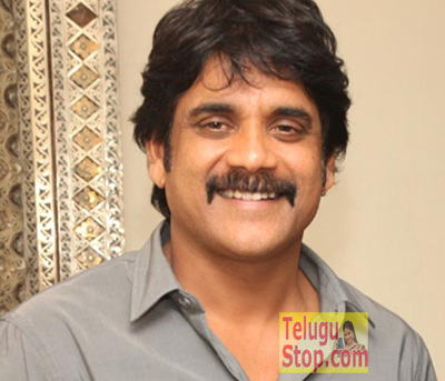 Nagarjuna to play a blind person?