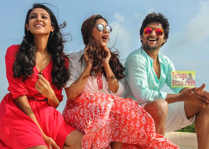 Majnu Movie Release Stills-Majnu Movie Release Stills---