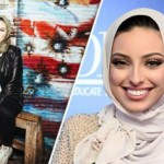 Playboy magazine features a Muslim woman for the first time Journalist Noor Tagouri