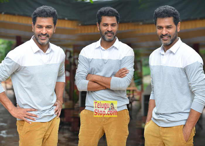 Prabhu Deva New Photos