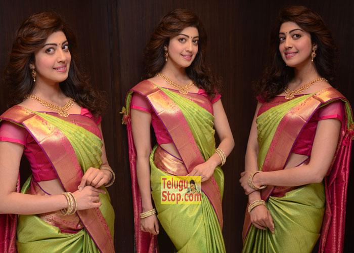Pranitha Subhash New Stills