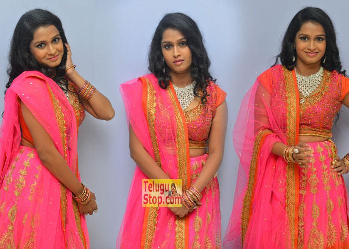 Priyanka Goud New Photos