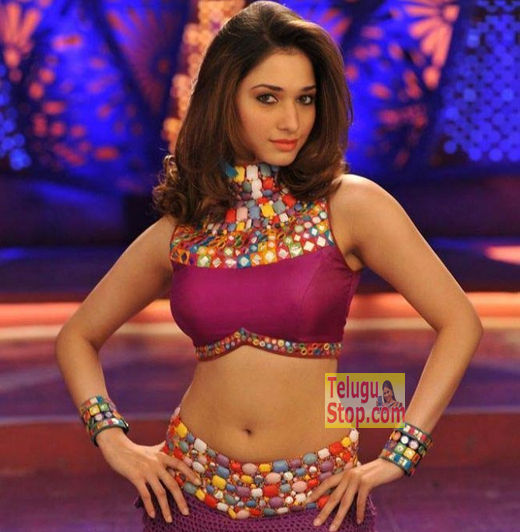 Doing Item Songs Only For Money Says Tamanna