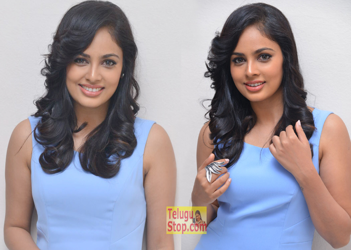 Nandita Swetha At Ekkadiki Pothavu Chinnavada Teaser Launch Heroine Pics Latest Gallery Download Online HD Quality