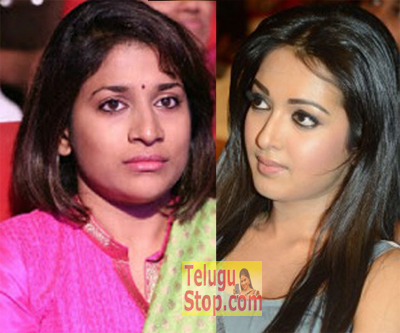 Heroine insulted Chiranjeevi's daughter