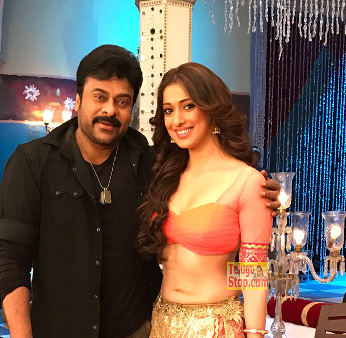 Khaidi No.150 Item Song Lakshmi Rai Mega Remuneration Rs 40 Lakhs మెగా ఐటం అంత డిమాండ్..! Photo,Image,Pics-