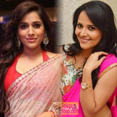 Brahmanandam to romance Anasuya and Rashmi ?