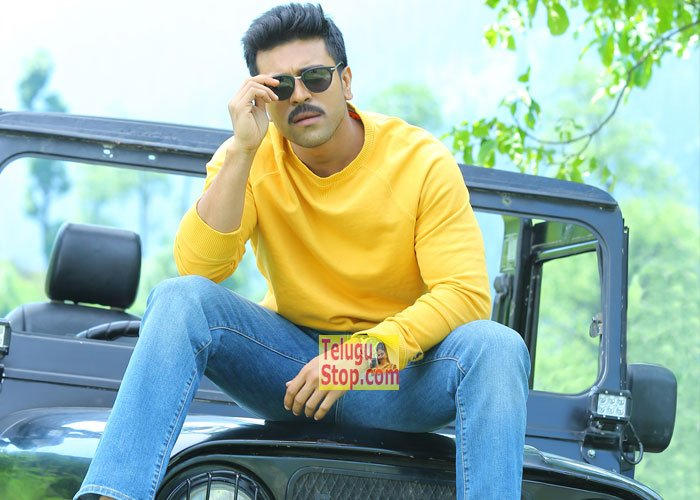 Dhruva Movie Latest Photos