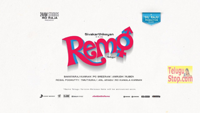 Dil Raju,Dil Raju To Release A Crazy Tamil Film In Telugu,Dubbing Rights Of Remo,dussehra,remo,sivakarthikeyan Photo,Image,Pics-