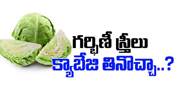 Eat Cabbage Health Benefits Improves Digestion Low Calories Pregnancy Prevent Gestational Diabetes గర్భిణీ స్త్రీలు క్యాబేజి తినొచ్చా? Photo,Image,Pics-