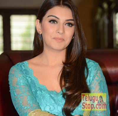 Hansika lost interest in love