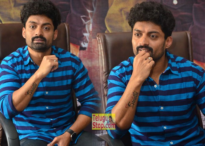 Kalyan Ram Interview Stills