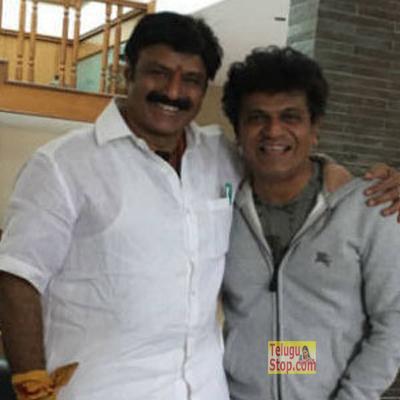 Kannada Star hero in NBK 100th