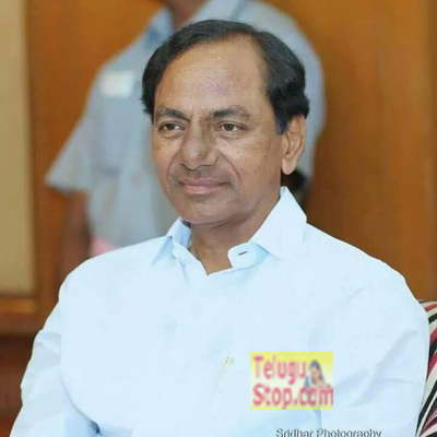 Biopic of KCR in Tollywood