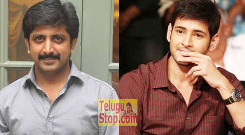 Mahesh Babu's order to top Tamil director